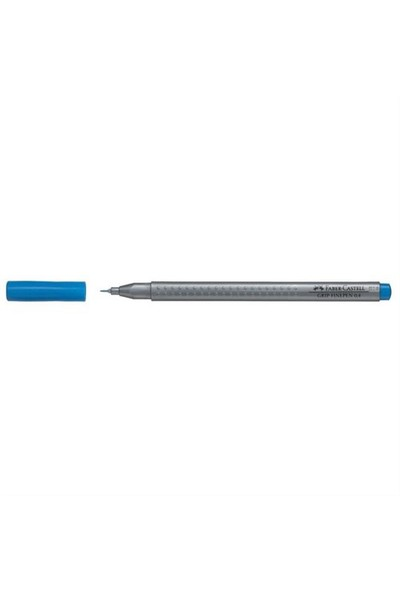 Faber-Castell Grip Finepen 0,4 Mm Turkuvaz