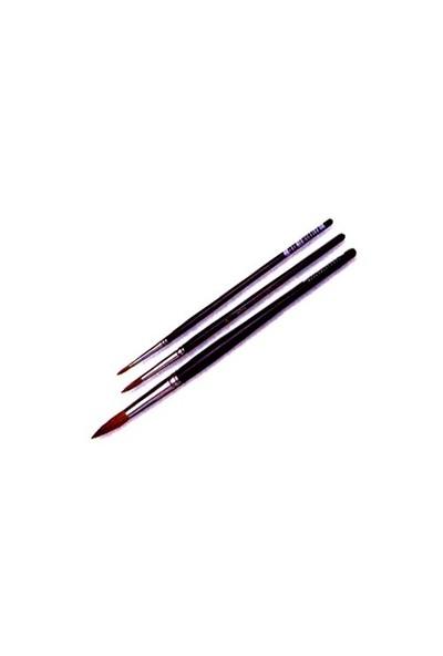 Pebeo 110 Seri Samur Fırça Yuvarlak Uç No: 1