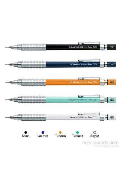 Pentel Teknik Çizim Kalemi 0.5Mm Pg605-W