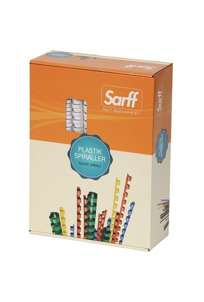 Sarf 25 mm Spiral 150-200 Sf.50 Ad/Kutu - 15202053