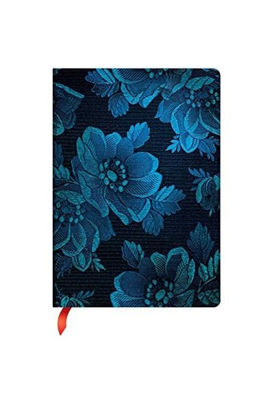 Paperblanks Defter Blue Muse Mini Çizgisiz 2962-5