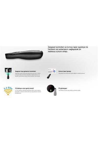Logitech R400 Kablosuz Sunum Kumandası-Siyah