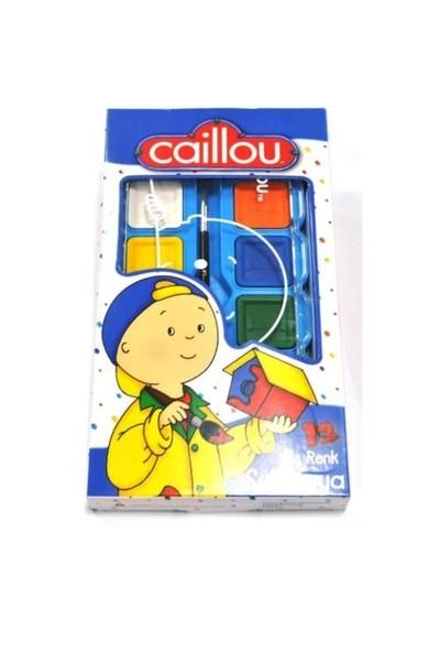 Caillou 12 Renk Suluboya KYSUL0018
