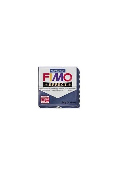 Fimo Effect Metalik Safir Mavisi 8020-38 56Gr.