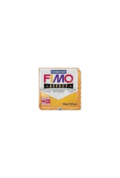 Fimo Effect Transparan Turuncu 8020-404 56Gr.