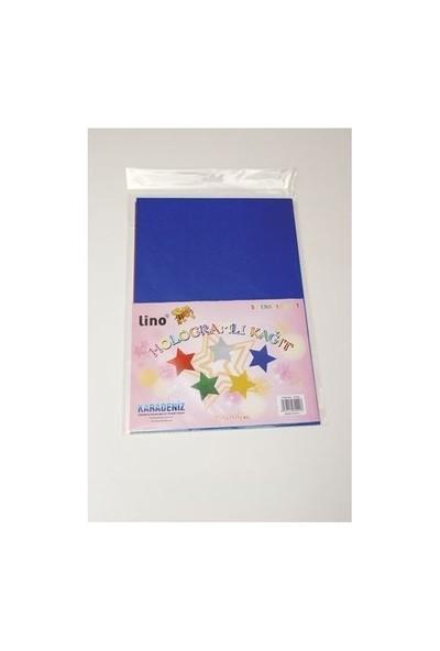 Lino Aynalı Kağıdı 10 Lu 22X33 2708J