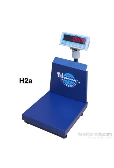 Dikomsan Hct-El 150 Kg 35X40 Tartım Baskülü