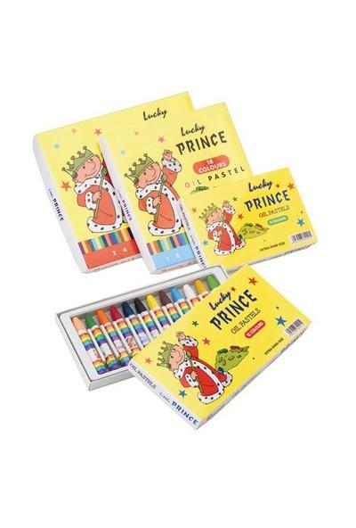 Lucky Prince 18'li Pastel Çantalı