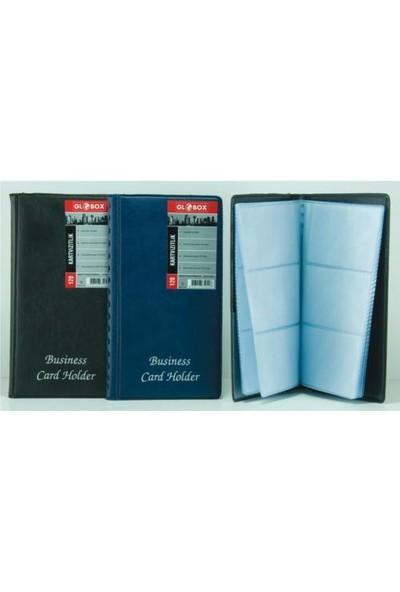 Globox 120 kartlı Kartvizit Albümü (34042)