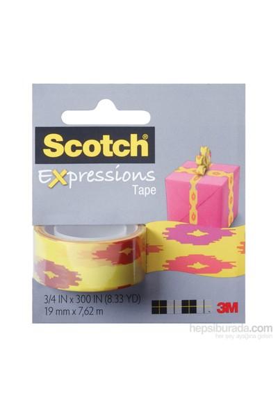Scotch® Dekoratif Bant 19mmx7,62 m