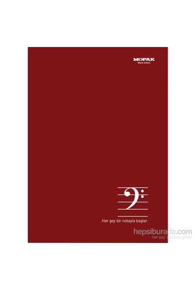Mopak Güzel Yazı Defteri A5 50Yp.