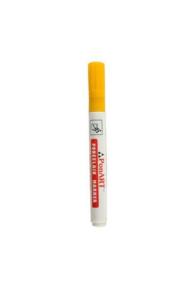 Ponart Sarı Porselen Kalemi