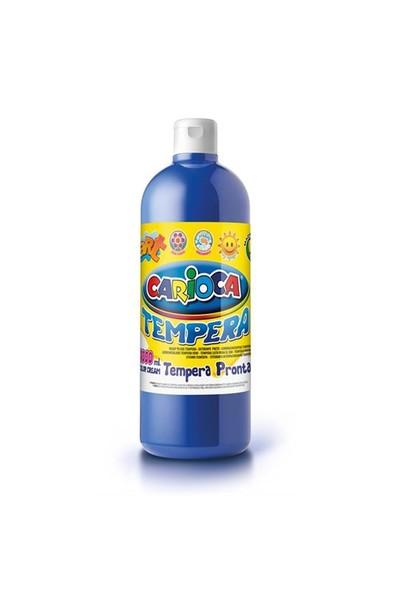 Carioca Tempera Boya (Süper Yıkanabilir) 1000Ml - 1350Gr - Plastik Şişede - Kahverengi