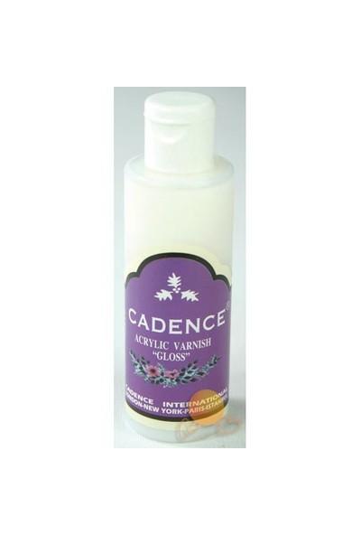Cadence Su Bazlı Vernik 70 ml.