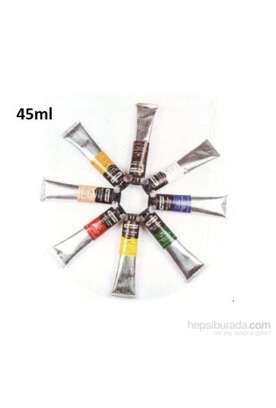 Bigpoint Yaglı Boya 45 Ml Phthalo Green 558