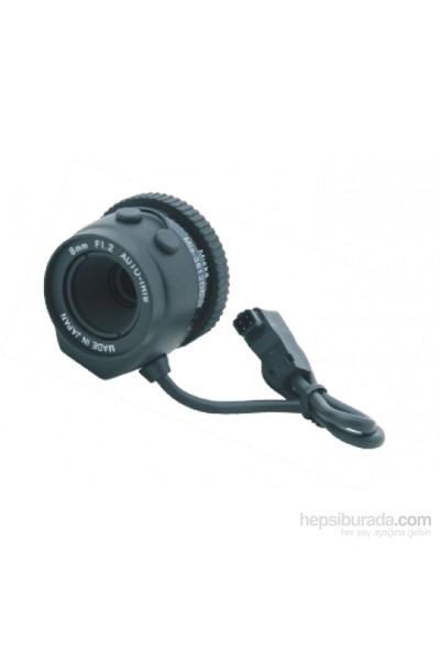 Mieka 8mm Autoiris Lens