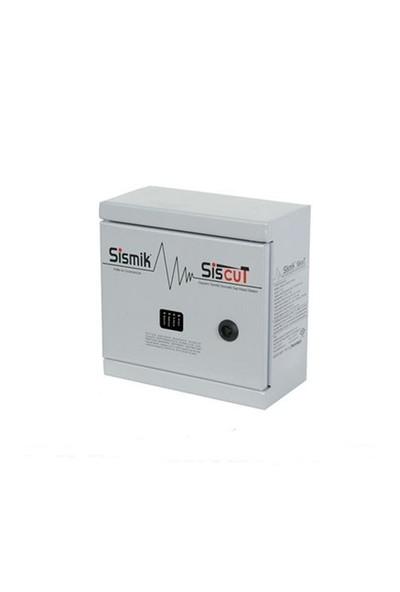 Sismik Siscut-2 Kontaklı Elektronik Deprem Sensörü
