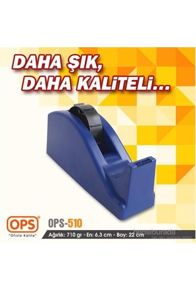 Ops OPS510 Bant Makinesi 66 mt (Mavi)