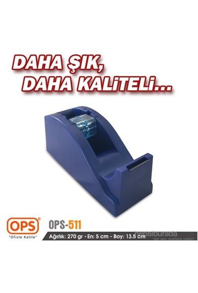 Ops OPS511 Bant Makinesi 10 mt & 33 mt (Mavi)