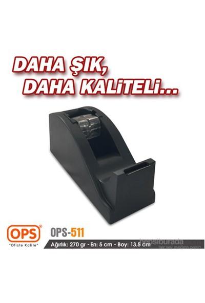 Ops OPS511 Bant Makinesi 10 mt & 33 mt (Siyah)