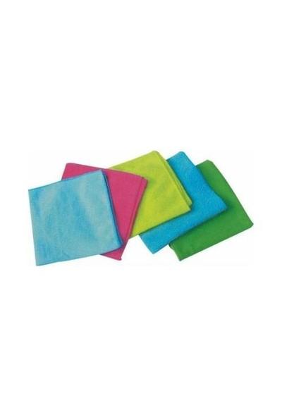 Microfiber Havlu Temizlik Kurulama Bezi 4 Lü Eko Paket 1007093