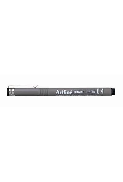 Artline Çizim Kalemi Drawing System 234 Mavi