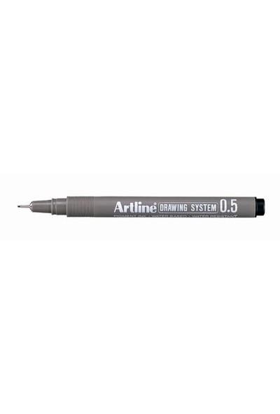 Artline Çizim Kalemi Drawing System 235 Mavi