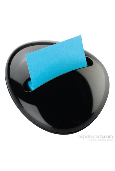 Post-it® Z-Not Çakil Tasi Karim Rashid Masa Seti, 1 adet Post-it® R330 Z-Not, 50 yaprak