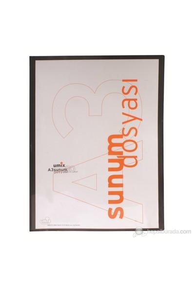 Umix Standart Sunum Dosyası A3 20'li-si.