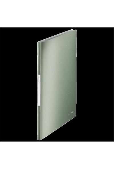Leitz Style Sunum Dosyası 40 Poşetli Seramik Yeşili 39590053