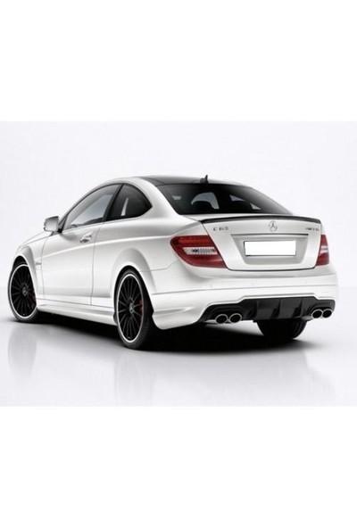 Mercedes W204 Tampon Difizör Makyajlı