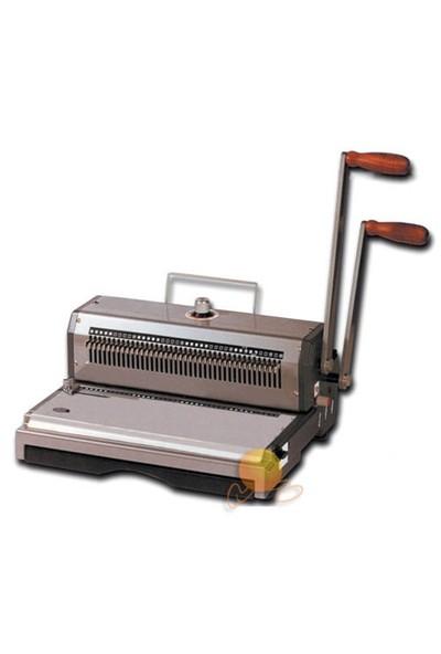 Tata Wire Binder 3:1 Kare Delikli Tel Spiral Cilt Makinesi (159 03 0165 )