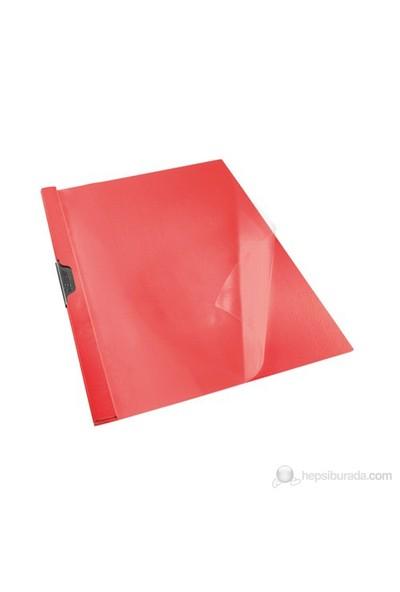 Esselte Vivida Sıkıştırmalı Dosya (25 Adet) Vivida Kırmızı 563730