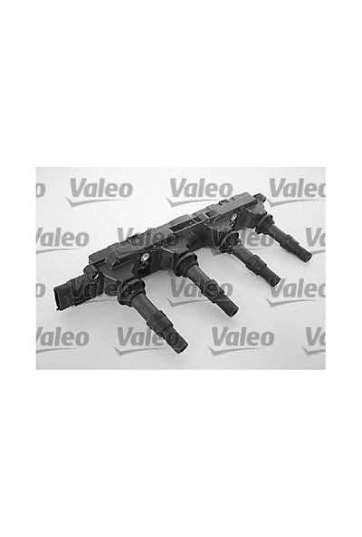 Valeo 245108 Ateşleme Bobini Vectra B-C-Astra G-Corsa C