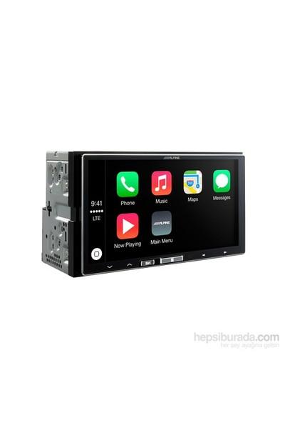 Alpine ILX-700 Navigasyonlu Oto Multimedya Sistemi (Apple CarPlay)