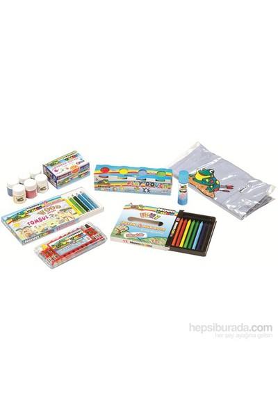 Nova Color Nc-4120 Anaokulu Eğitim Seti