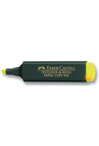 Faber-Castell Fosforlu Kalem Sarı (5030154807)