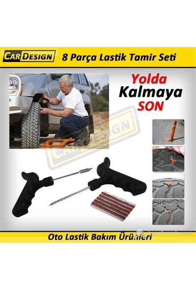 CRD Deluxe Tire Plug Kit Lastik Tamir Seti