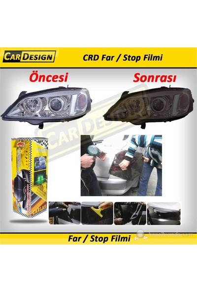 CRD Far / Stop Filmi SİYAH 30 cm x 1 Metre