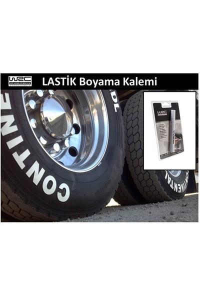 WRC Lastik Boyama Kalemi - Beyaz