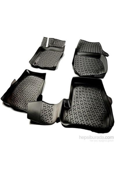 L.Locker Mitsubishi Asx 3D Havuzlu Paspas