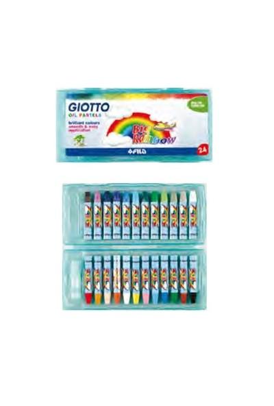 Giotto Pastel Boya Big Raınbow 24 Lü 295200
