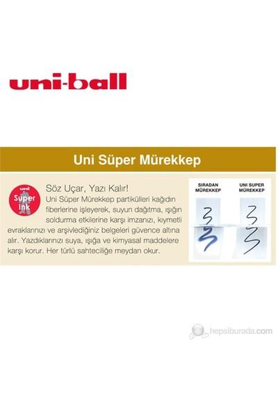 Uni-ball Signo 207 Jel Mürekkepli Kalem (UMN-207) - Mavi