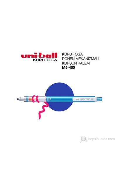 Uni-ball Kuru Toga Dönen Mekanizmalı Kurşun Kalem 0,5 1'li (M5-450)