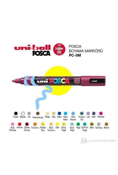Uni Posca Boyama Markörü 5M 1'li (PC-5M)