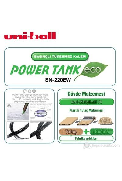 Uni Power Tank Eco Tükenmez Kalem (SN-220EW)
