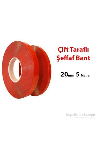 Carspeed Şeffaf Bant 20Mmx5metre