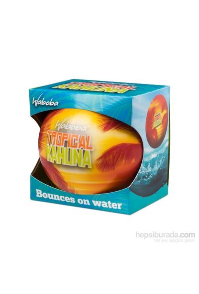 Waboba145eu02-Gün Waboba Tropical Kahuna Su Topu Gün Batımı