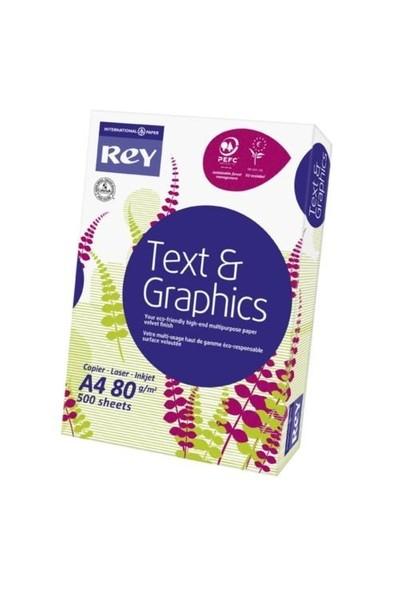Rey Text&Graphics (A3 160 Gr. 250'li) Fotokopi Kağıdı