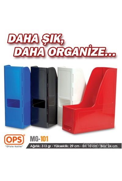 Ops MG101 Magazinlik (Kırmızı)